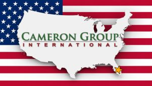 Registration of CAMERON GROUP INTERNATIONAL, Inc. (USA)